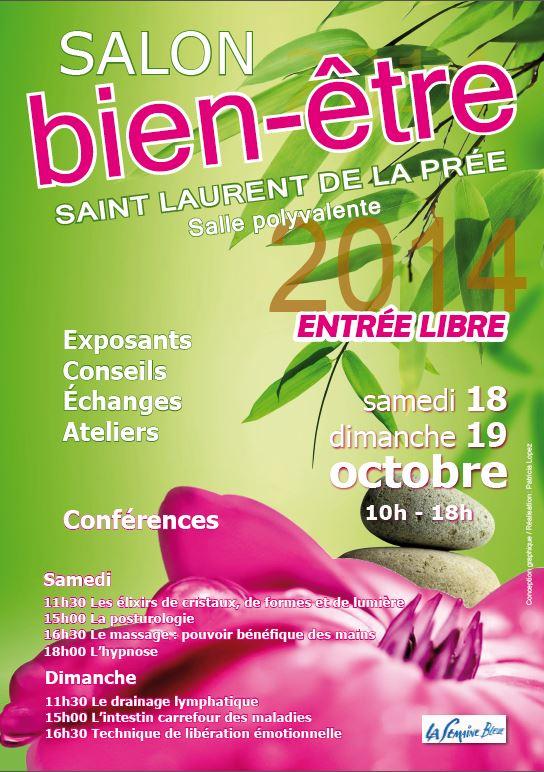 Affiche salon St Laurent
