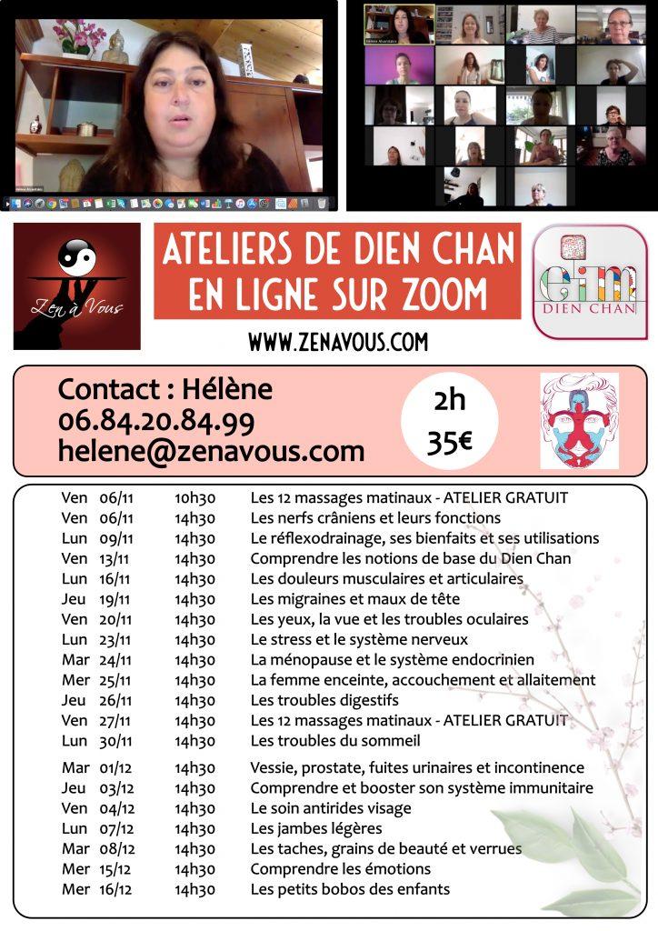 Profitez du confinement pour apprendre le Dien Chan!